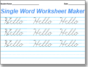 Printables Handwriting Worksheet Maker amazing dnealian handwriting worksheet maker popular pages maker